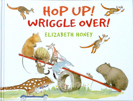 Language In 45 And 47 Stella Street: Hop Up! Wriggle Over!